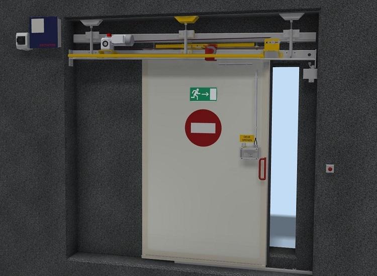 Automatisering vluchtdeuren