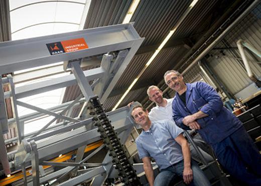 HAAN Industrial Group uit Meerssen bouwt liftsystemen voor New York