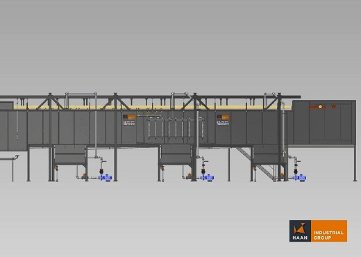 Stelrad zet volgende stap in circulair proces met ondersteuning van HAAN Industrial Group