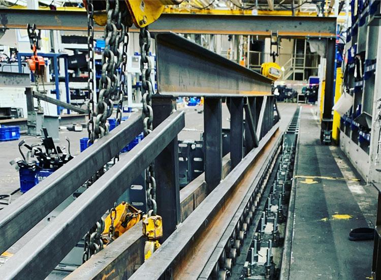 Revisie assemblage conveyor (DAF Trucks NV)